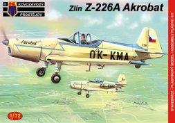 KP Zlin Z-226A Akrobat 1:72