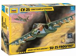 Su-25 Frogfoot 1:72