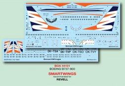 Boeing 737-800 - SmartWings 1:144