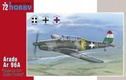 Arado Ar 96A - As 10C Engine 1:72