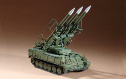 2K12 Kub (Sam-6) Anti-Aircraft Missile 1:72