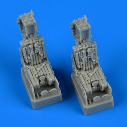F-14A Tomcat ejection seats for Hasegawa 1:72
