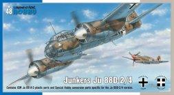 Junkers Ju 88D-2/4 1:48