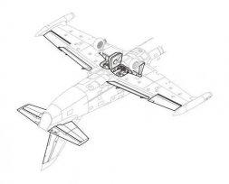 L-39 Exterior Set for Special Hobby 1:48