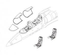 CMK L-39C/ZO Interior Set for MPM/ Special Hobby 1:48