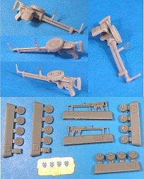 Lewis / Type 92 Japanese Machine Guns 1:48