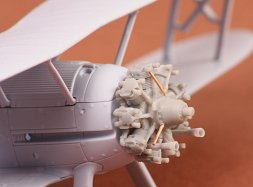 Gloster Gladiator engine set for Airfix 1:72