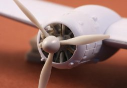 Bristol Blenheim Finnish propeller set for Airfix 1:72