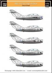 Mig-15UTI Finnish Air Force 1:72