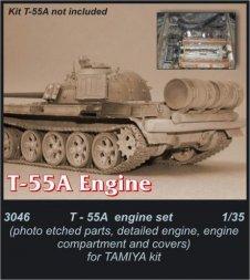 CMK T-55 anige set for Tamiya 1:35