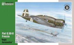 Fiat G.50-II - Regia Aeronautica 1:32