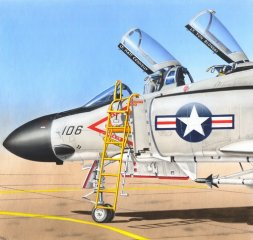 F-4 Phantom II ladder 1:48