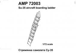 Su-33/ Su-35 boarding ladder 1:72