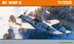 Bf 109F-2 - ProfiPACK 1:48