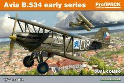 Avia B-534 early series - DUAL COMBO 1:72