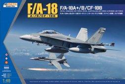 F/A-18A+/B Hornet - CF-188 1:48