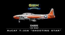 Great Wall Hobby T-33A SHOOTING STAR RoCAF 1:48