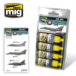 AMMO of MiG - French Modern Jets