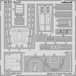 Su-27 for Hobby Boss 1:48
