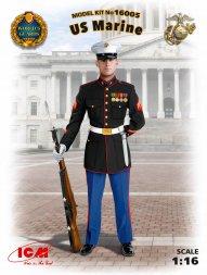 ICM US Marines Sergeant 1:16