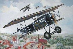 Roden Fokker D.VI 1:32