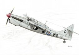 Fairey Barracuda Mk.5 1:48