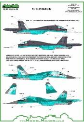 Su-34 Fullback 1:72