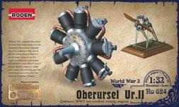 Roden Oberursel Ur.II engine 1:32