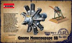 Roden Gnome Monosoupape 9B 1:32
