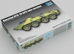 Trumpeter BTR-70 late version 1:72