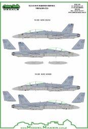 F/A-18D VMFA-225 Vikings 1:72