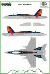 F/A-18A - Worimi Hornet 1:72