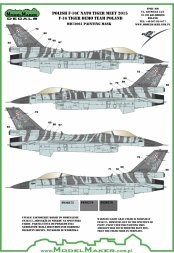 F-16C NATO Tiger Meet 2015 - Poland 1:72