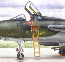 F-105B/D ladder 1:48