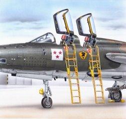 F-105F/G ladders 1:48