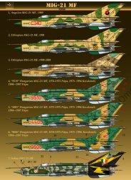 MiG-21MF Fishbed 1:32