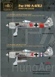 Fw 190A-8/R2 - Ursau & Schwarzer Panter 1:48