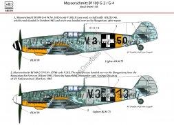 Hadmodels Bf 109G-2/4 1:48