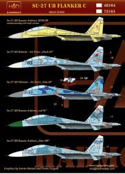Su-27UB Flanker 1:48