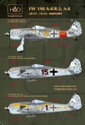 Hadmodels Fw 109A-8/R2 1:48