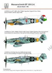 Hadmodels Bf 109G-6 1:48
