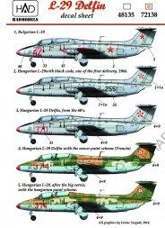 L-29 Delfin part.1 1:72