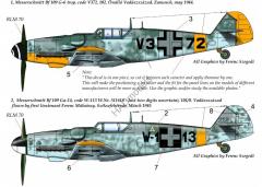 Hadmodels Bf 109G-6/G-14 1:72