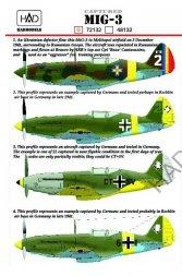 MiG-3 part.4 1:72