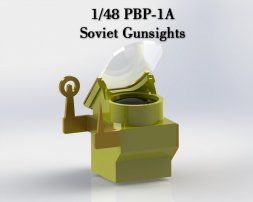 Soviet Gunsights PBP-1A 1:48
