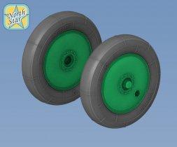 North Star Po-2/ U-2 Wheels - No Mask series 1:48