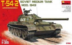 MiniArt T-54-2 Mod 1949 1:35