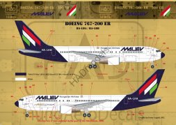 Boeing 767-200/300 Malev 1:144