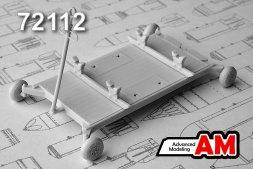 Advanced Modeling Soviet/ Russian Aircraft service cart 1:72