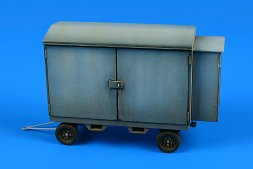 Aerobonus USAF F-2A Flightline maintenance shop trailer 1:32